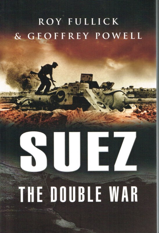 Image for SUEZ : THE DOUBLE WAR