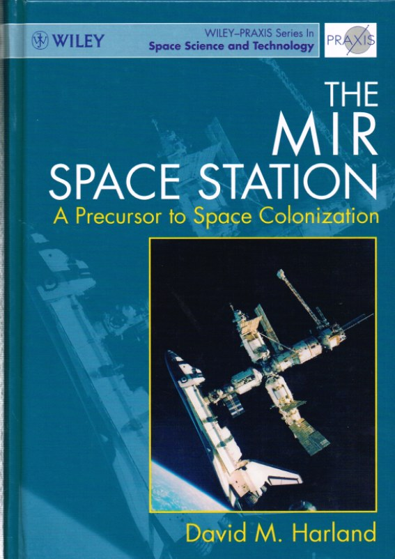 Image for THE MIR SPACE STATION: A PRECURSOR TO SPACE COLONIZATION