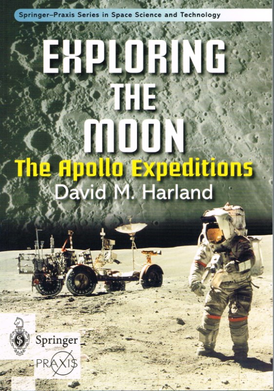 Image for EXPOLORING THE MOON: THE APOLLO EXPEDITIONS