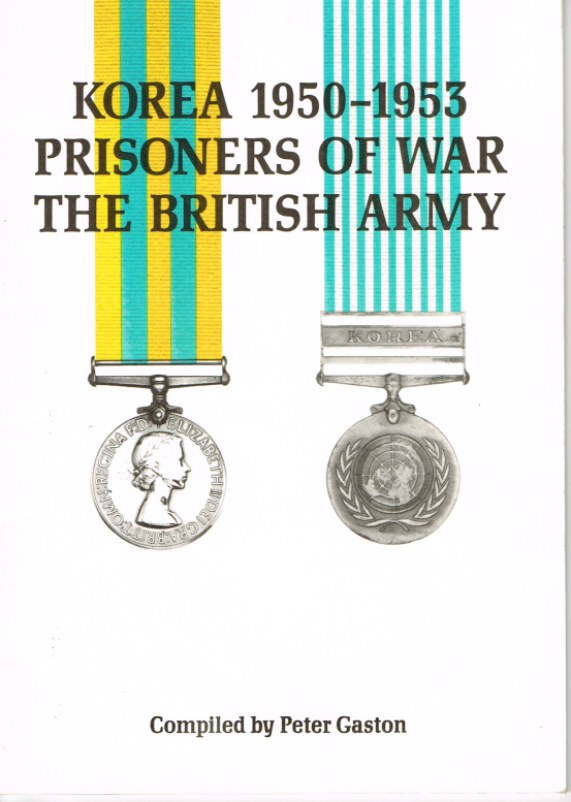 Image for KOREA 1950-1953 PRISONERS OF WAR : THE BRITISH ARMY