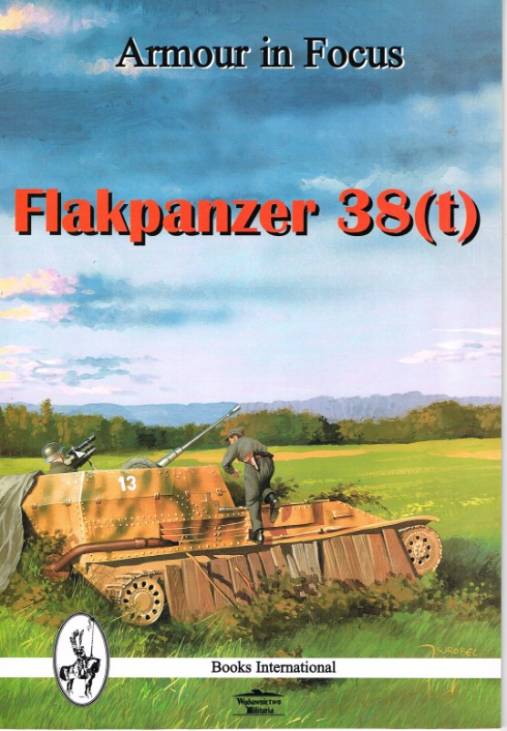 Image for ARMOUR IN FOCUS: FLAKPANZER 38 (T)