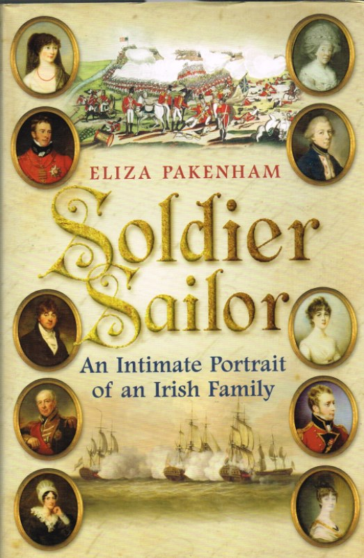 Image for SOLDIER SAILOR: AN INTIMATE PORTRAIT OF AN IRISH FAMILY