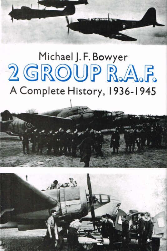 Image for 2 GROUP RAF: A COMPLETE HISTORY, 1936-1945