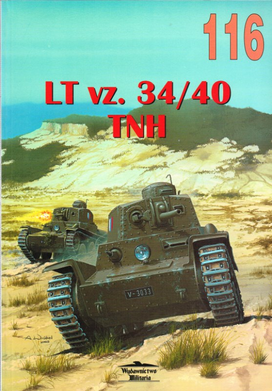 Image for LT VZ.34/VZ.40 TNH