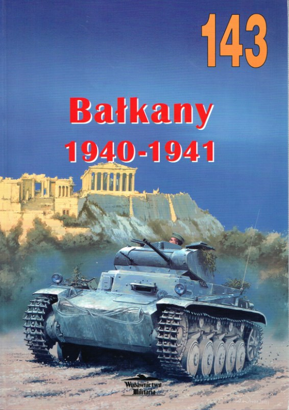 Image for BALKANY 1940-1941