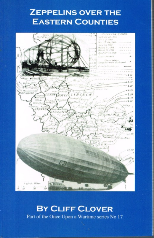 Image for ZEPPELINS OVER THE EASTERN COUNTIES
