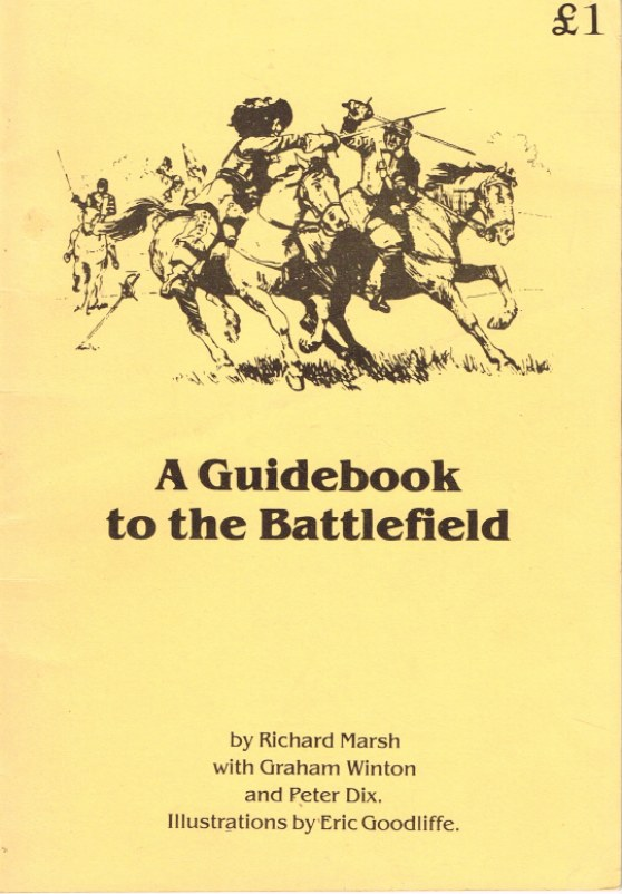 Image for EDGEHILL 1642 : A GUIDEBOOK TO THE BATTLEFIELD