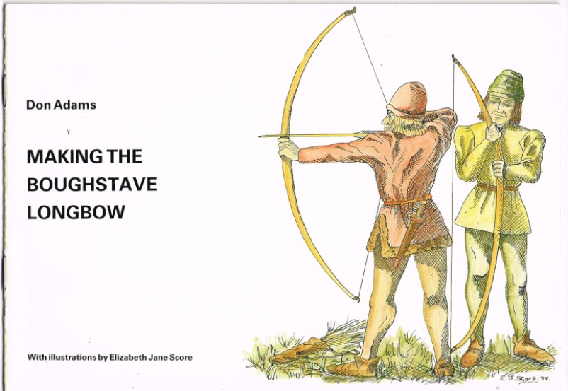 Image for MAKING THE BOUGHSTAVE LONGBOW
