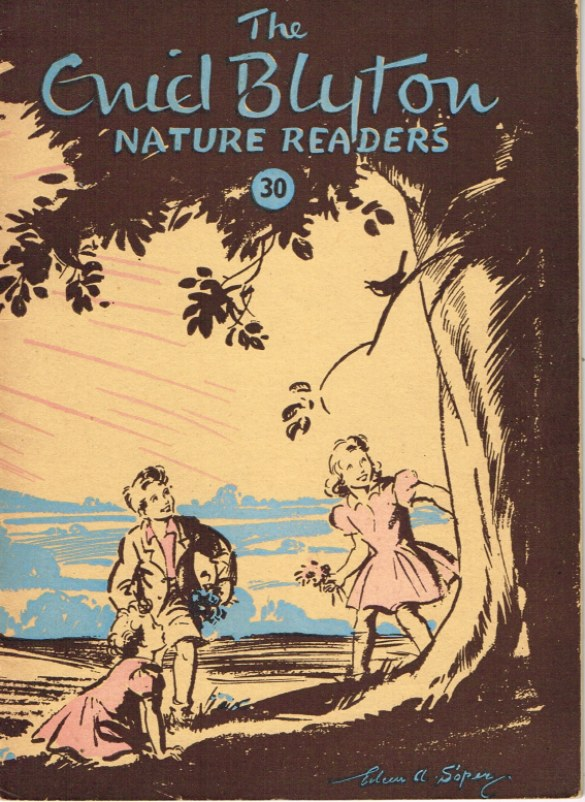 Image for THE ENID BLYTON NATURE READERS 30