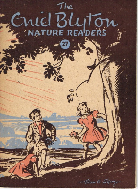Image for THE ENID BLYTON NATURE READERS 27
