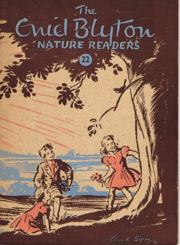 Image for THE ENID BLYTON NATURE READERS 22