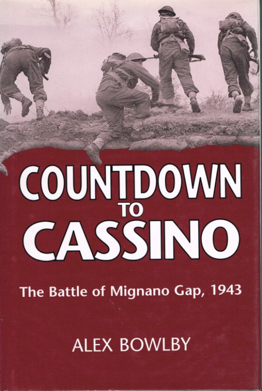 Image for COUNTDOWN TO CASSINO: THE BATTLE OF MIGNANO GAP 1943