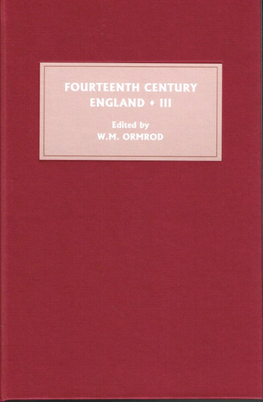 Image for FOURTEENTH CENTURY ENGLAND III