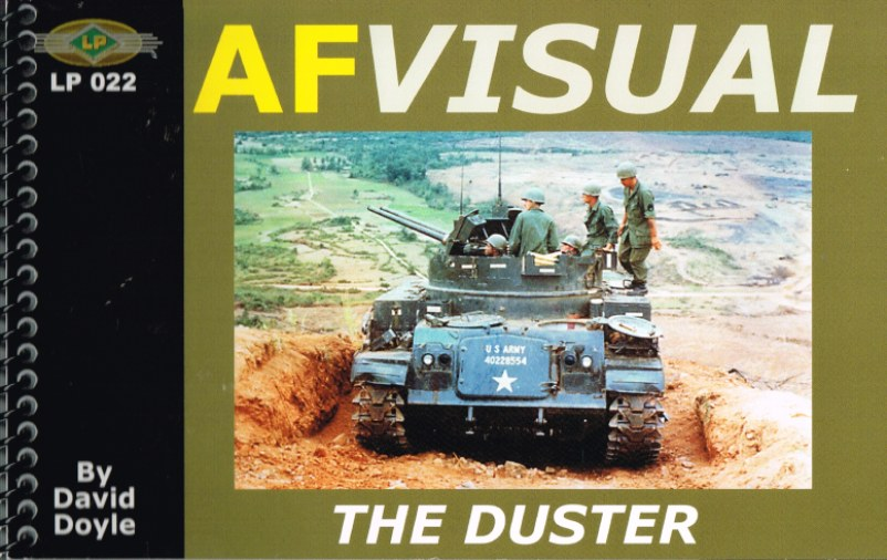Image for AF VISUAL: THE DUSTER