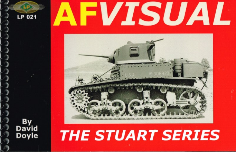 Image for AF VISUAL: THE STUART SERIES
