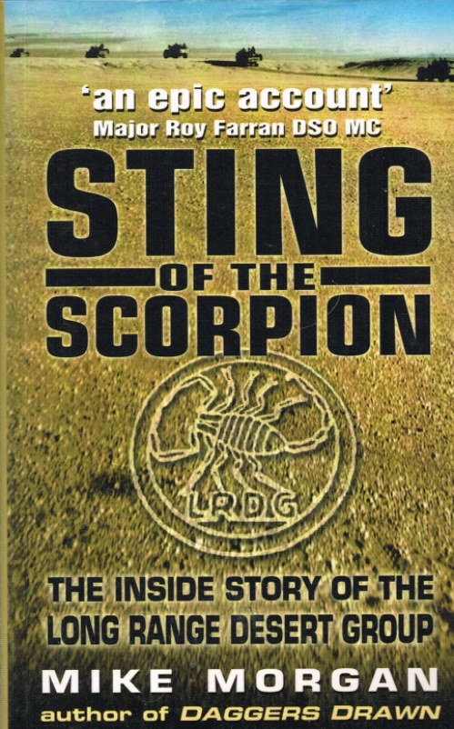 Image for STING OF THE SCORPION: THE INSIDE STORY OF THE LONG RANGE DESERT GROUP
