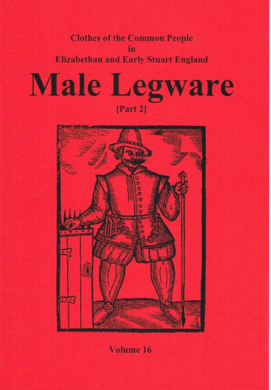 Image for CLOTHES OF THE COMMON PEOPLE VOLUME 16: MALE LEGWARE (PART 2)
