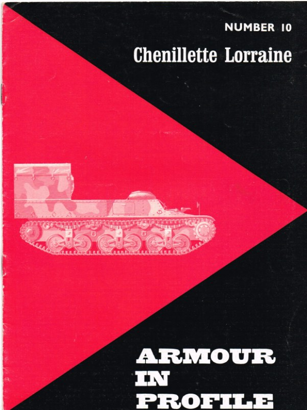 Image for ARMOUR IN PROFILE 10: CHENILLETTE LORRAINE