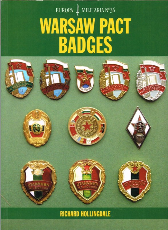 Image for WARSAW PACT BADGES