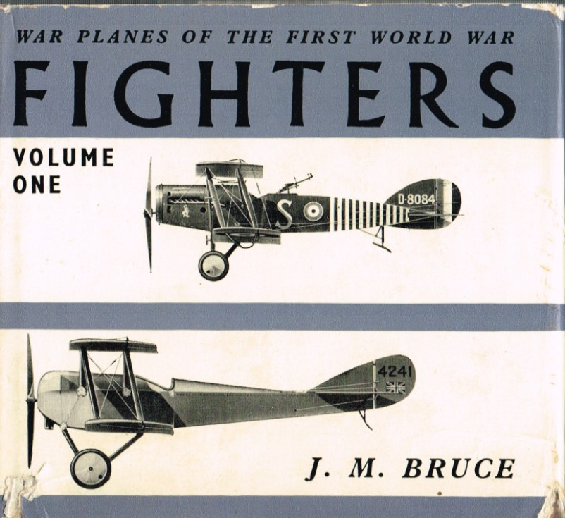 Image for WAR PLANES OF THE FIRST WORLD WAR: FIGHTERS VOLUME ONE