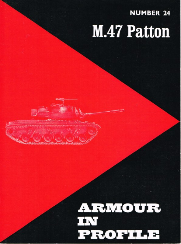 Image for ARMOUR IN PROFILE 24: M47 PATTON