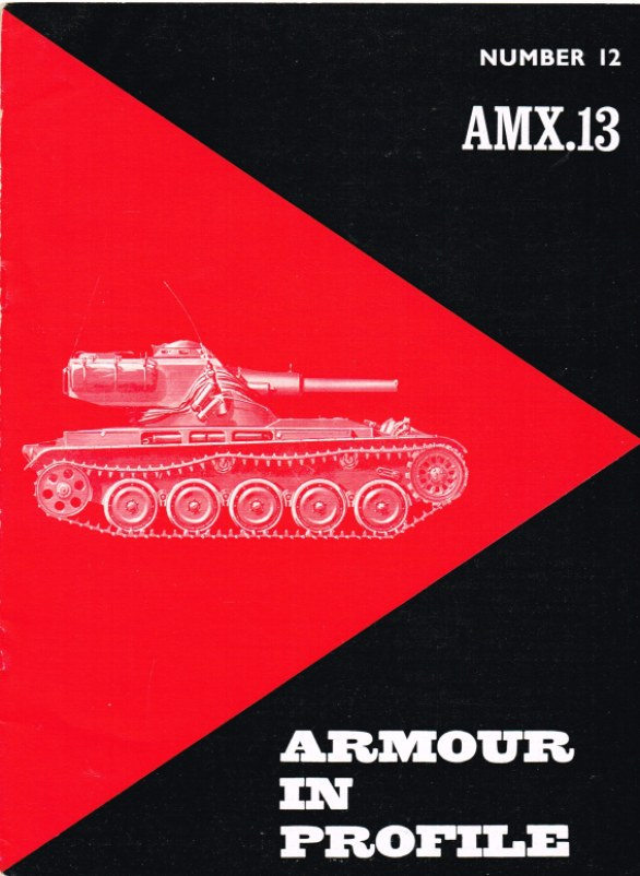 Image for ARMOUR IN PROFILE 12: AMX. 13