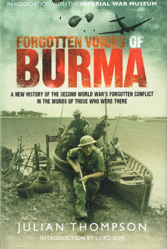 Image for FORGOTTEN VOICES OF BURMA