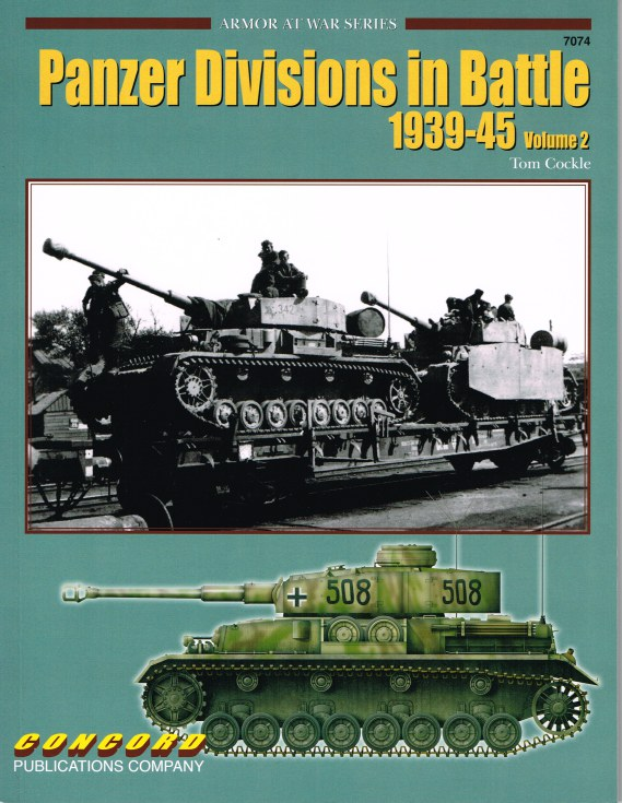 Image for PANZER DIVISIONS IN BATTLE 1939-45: VOLUME 2