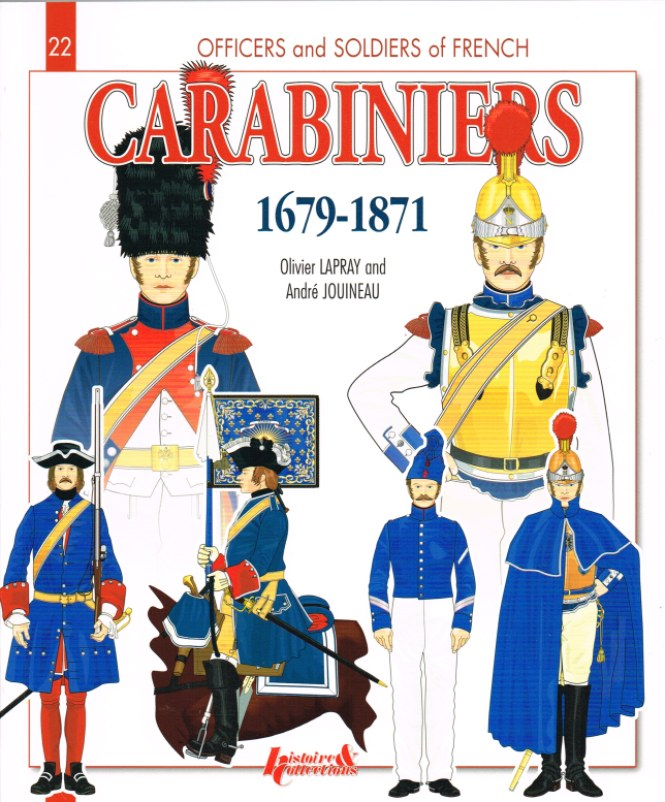 Image for CARABINIERS 1679-1871