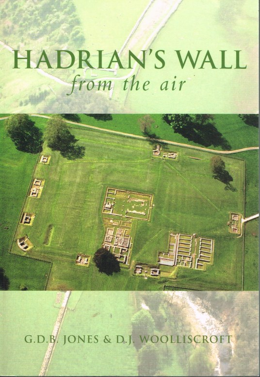 Image for HADRIAN'S WALL FROM THE AIR