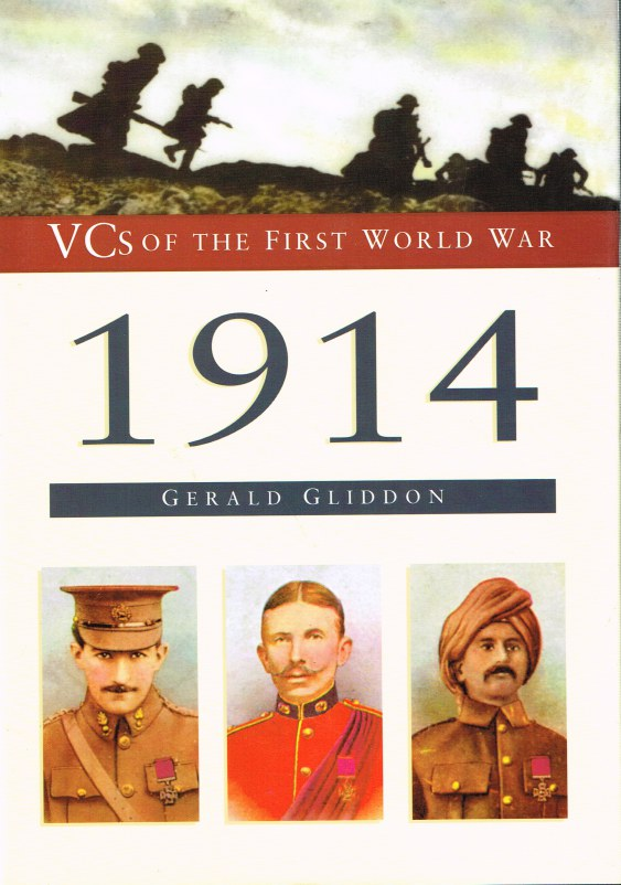 Image for VCS OF THE FIRST WORLD WAR: 1914