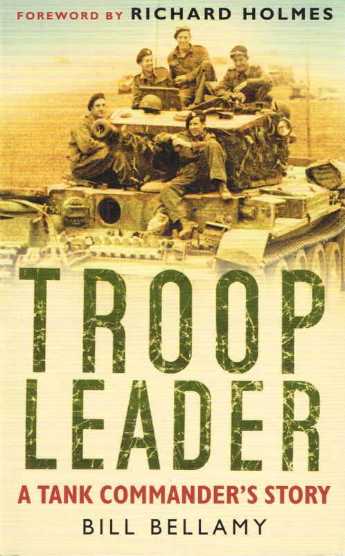 Image for TROOP LEADER: A TANK COMMANDER'S STORY