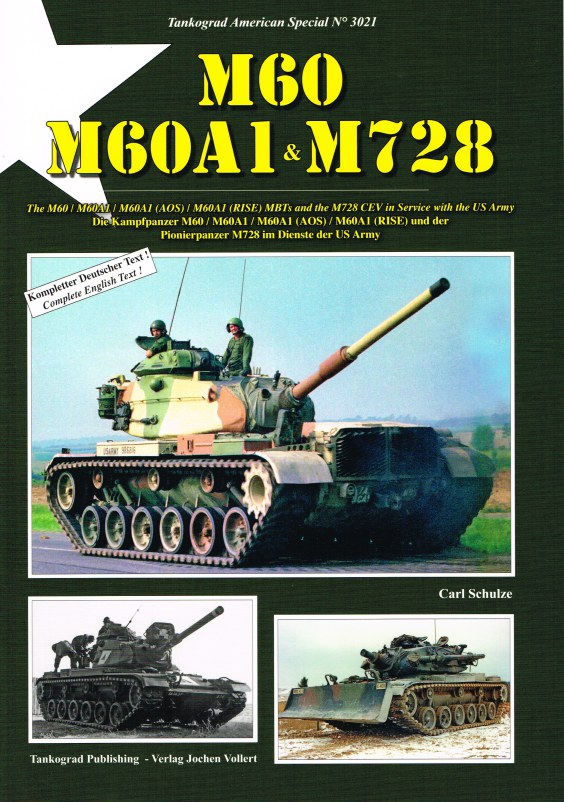 Image for M60, M60A1 & M728 IN SERVICE WITH THE US ARMY