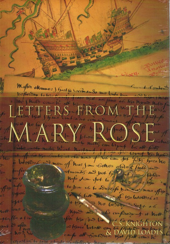 Image for LETTERS FROM THE MARY ROSE