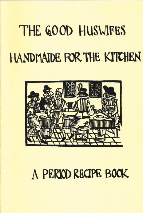 Image for THE GOOD HUSWIFES HANDMAIDE FOR THE KITCHIN