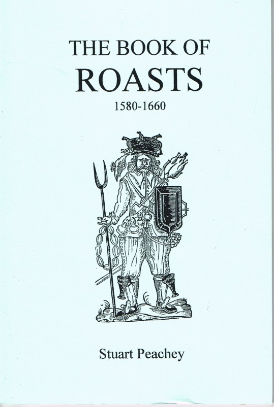 Image for THE BOOK OF ROASTS 1580-1660