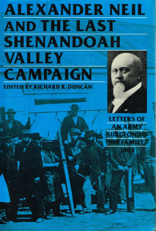 Image for ALEXANDER NEIL AND THE LAST SHENANDOAH VALLEY CAMPAIGN