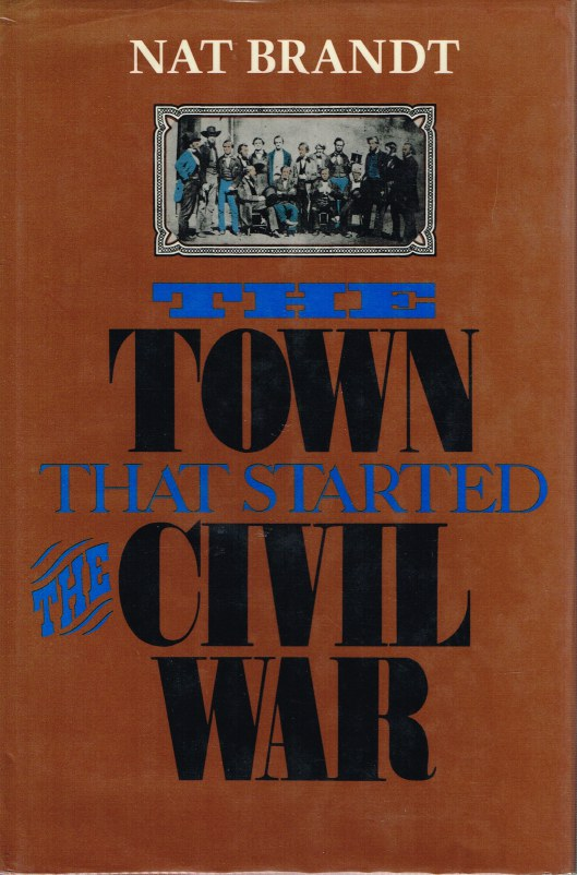 Image for THE TOWN THAT STARTED THE CIVIL WAR