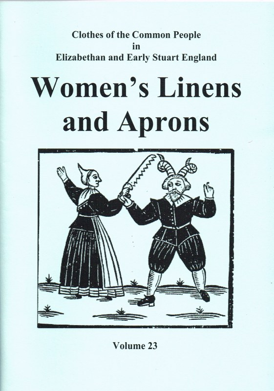 Image for CLOTHES OF THE COMMON PEOPLE VOLUME 23: WOMEN'S LINENS AND APRONS