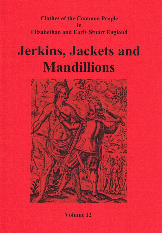 Image for CLOTHES OF THE COMMON PEOPLE VOLUME 12: JERKINS, JACKETS AND MANDILLIONS