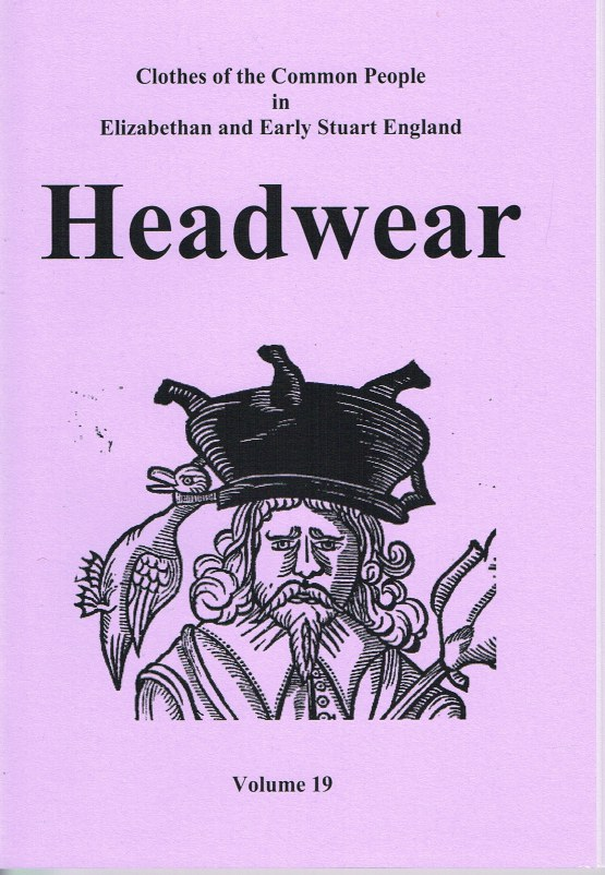 Image for CLOTHES OF THE COMMON PEOPLE VOLUME 19: HEADWEAR