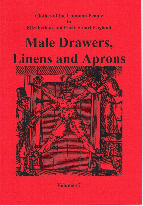 Image for CLOTHES OF THE COMMON PEOPLE VOLUME 17: MALE GARMENTS: LINENS AND APRONS