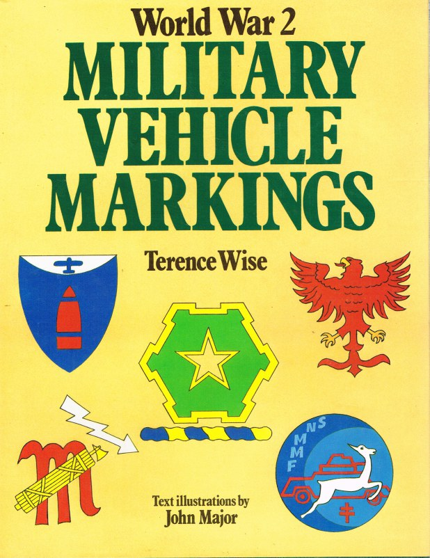 Image for WORLD WAR 2 MILITARY VEHICLE MARKINGS