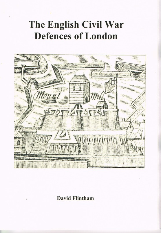 Image for THE ENGLISH CIVIL WAR DEFENCES OF LONDON