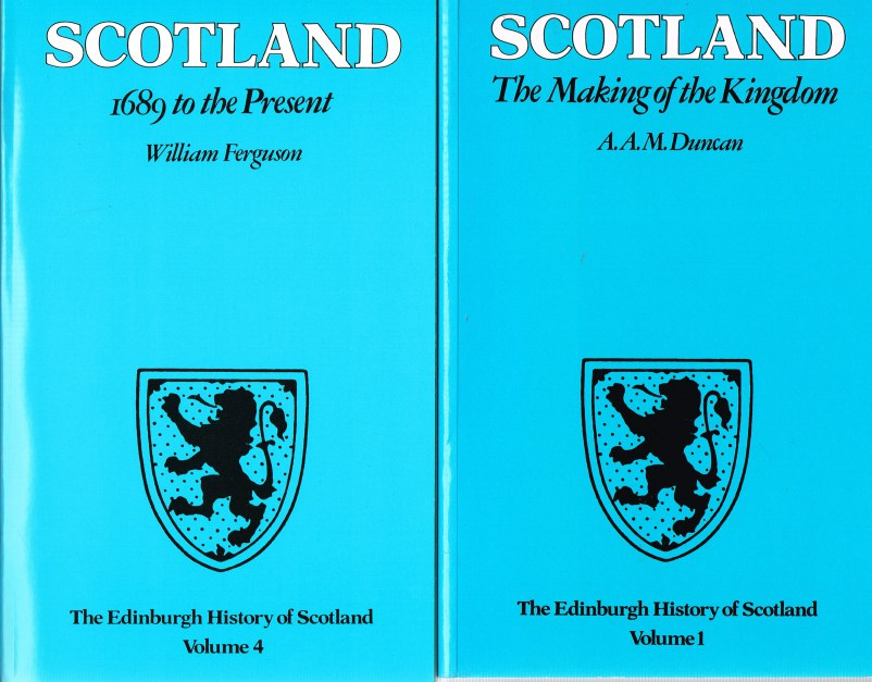 Image for THE EDINBURGH HISTORY OF SCOTLAND (4 VOLUME SET)