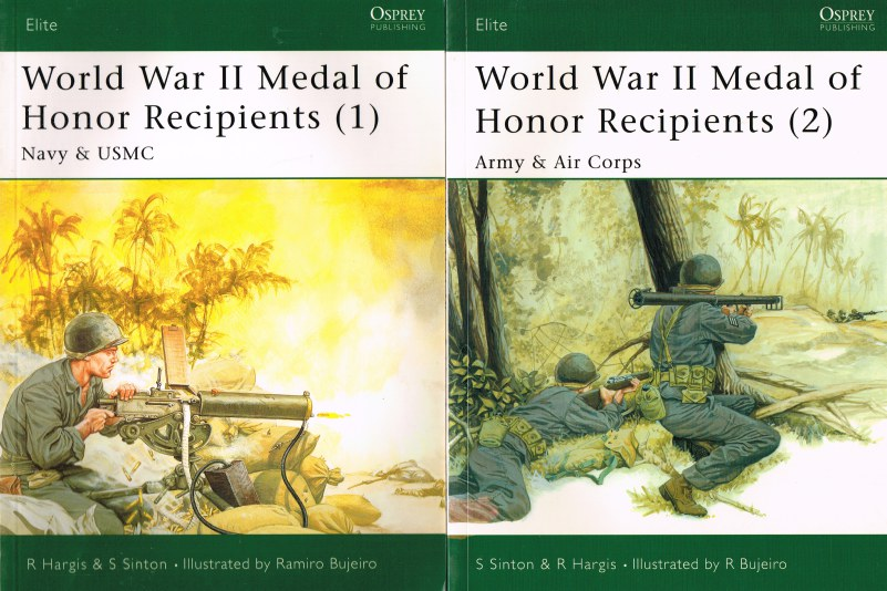 Image for WORLD WAR II MEDAL OF HONOR RECIPIENTS (TWO VOLUME SET)