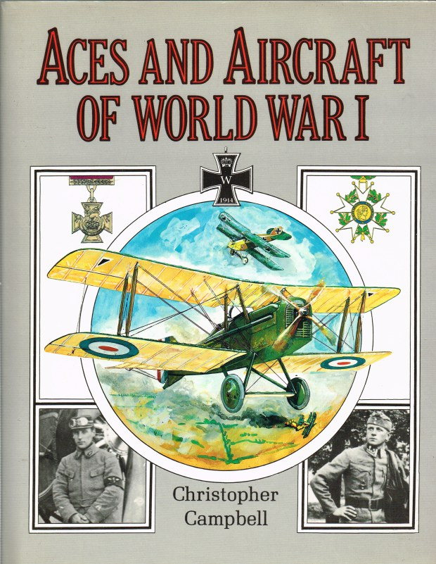 Image for ACES AND AIRCRAFT OF WORLD WAR I