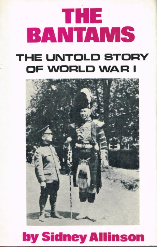 Image for THE BANTAMS: THE UNTOLD STORY OF WORLD WAR I
