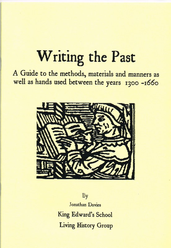 Image for WRITING THE PAST