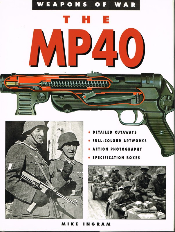Image for THE MP40